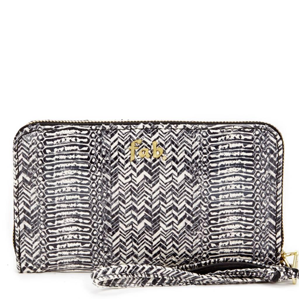 6d62ceac6ab FAB 3 Letter Logo Purse Spiga - MijnTas.nl | Buying handbags online |  Tassen online kopen doe je bij mijntas | gratis verzending | voor 17:00  besteld, ...