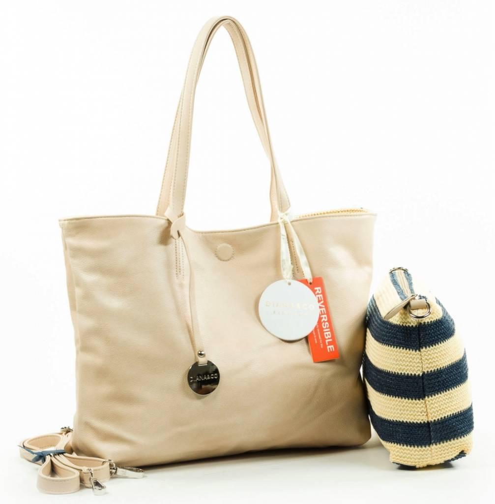 483b77ff791 MT Policeman Bag Navy Beige - MijnTas.nl | Buying handbags online | Tassen  online kopen doe je bij mijntas | gratis verzending | voor 17:00 besteld,  ...